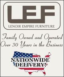 Lenoir Empire Furniture Offers Featured Furniture on Website