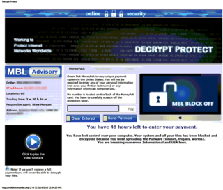 Decrypt Protect Ransomware Locks Computer Files & Demands Payment to Unlock Them
