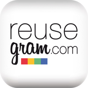 """Reusegram, turn your photos into reusable stickers<br /> """"Stick your instagrams over and over – all over!""""<br />"""