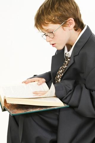 Studious Child