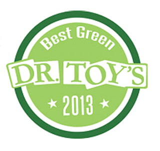 Dr. Toy Announces Best Green Products 2013
