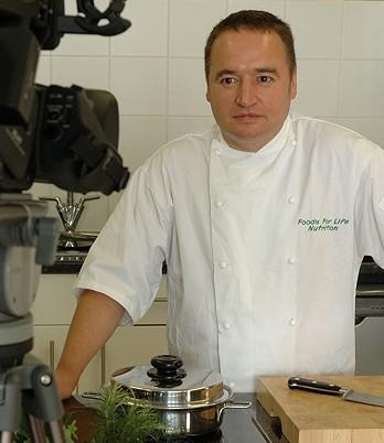 Tony Bishop-Weston - Food Writer