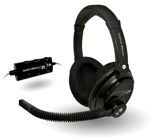 Turtle Beach® Announces Ear Force® P21 Gaming Headset for PlayStation® 3