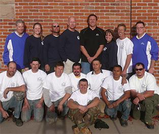 The LCI Team!