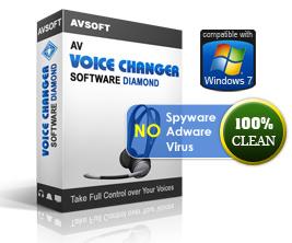 Voice Changer Software Diamond 7.0