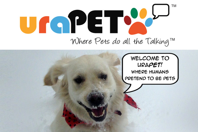 Join uraPET.com The Social Network for Pets and get entered to Win a $100 Petco Gift Card