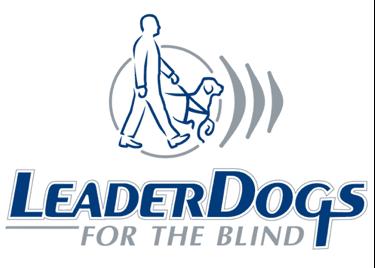 Leader Dogs for the Blind Logo