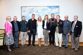 Canadian Expats Bryan Adams and Rich Clune Recognized for Fighting Addiction at Home
