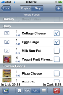 Flixoft Unveils Grocery Gadget Lite for iPhone and iPod Touch:  The New Addition to the Grocery Gadget Family