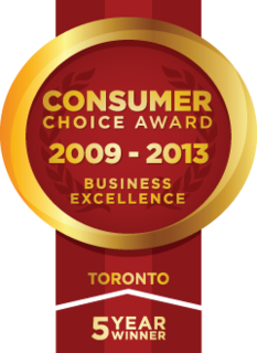 Delsuites Receives Fifth Consumers' Choice Award
