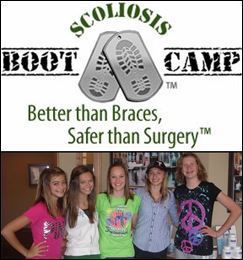Scoliosis Boot Camp