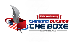 Thinking Outside the Boxe 10th Anniversary Logo