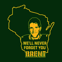 We'll Never Forget You Brent