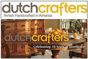 DutchCrafters to Announce Winners of Amish Furniture Heritage Scholarship