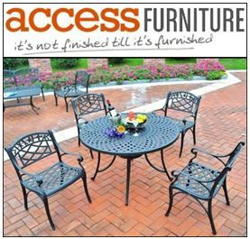 Access Furniture Announces A Summer Patio Sale