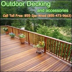 Premium Brazilian Decking To Sell Only Responsibly Harvested Wood
