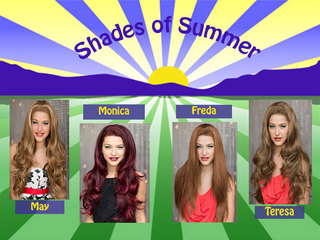 Shades of Summer: Annabelle's Wigs Latest Releases