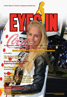 EYES IN Magazine™ (MagBook) Issue 21 Features the World's Most Innovative Creators