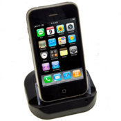 iPhone 3G S Desktop Sync and Charge Cradle
