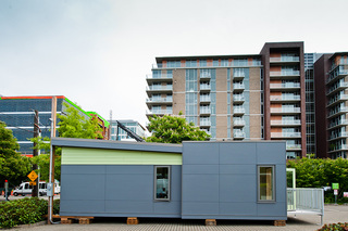 Ultra-green Modular Classroom Prototype Relies on Premier SIPS