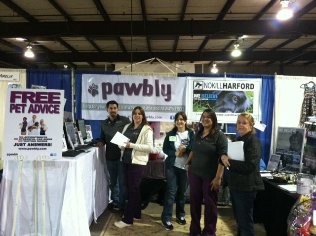 The Pawbly group.