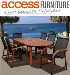 Access Furniture Is Offering a Summer Patio Sale