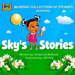Sky;s Stories. Visual illustrated by HH Pak