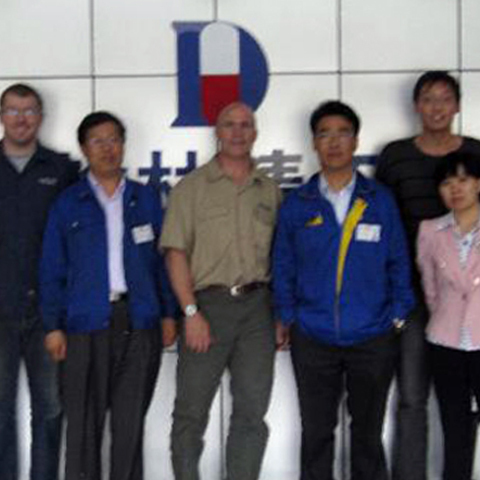 Bejing Hanlin Hangyu Technology Development Co. of China has formed an alliance with Right Stuff Equipment in Denver, Colorado.