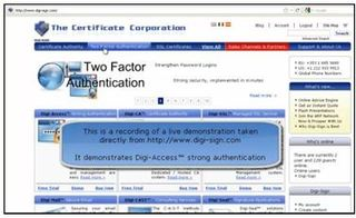 Digi-Sign Provides Certificate Authority for Specialist Industry Services