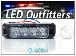 LED Outfitters Introduces the DaMeGa Ultimate Siren
