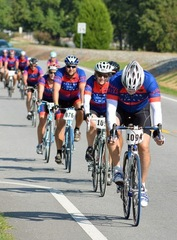 PBS Supports the Witness Through Fitness Cycling Group for Multiple Sclerosis Research