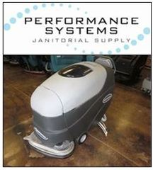 "PS Janitorial Highlights Its 26"" Advance Convertamatic Scrubber"