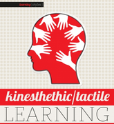 Kinesthetic Learning Infographic