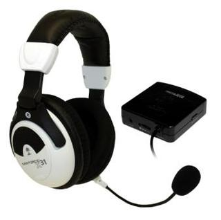 Turtle Beach® Announces Ear Force® X31 Stereo Wireless Digital RF XBOX 360® Gaming Headset