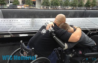 Helping disabled Vets, one wheelchair at a time…