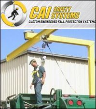 CAI Safety Systems Offers New Way to Meet OSHA Requirements