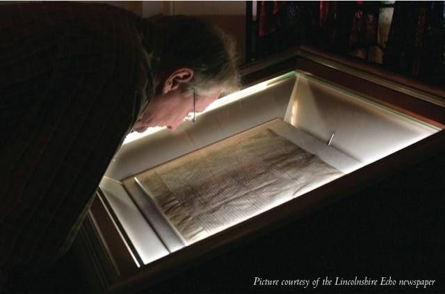 Getting a close look at Magna Carta