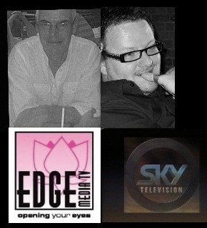 Edge Media Television will air quantum theorists Peake and LeMarcs