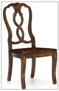 Zuo Tenderloin Distressed Natural Dining Chair