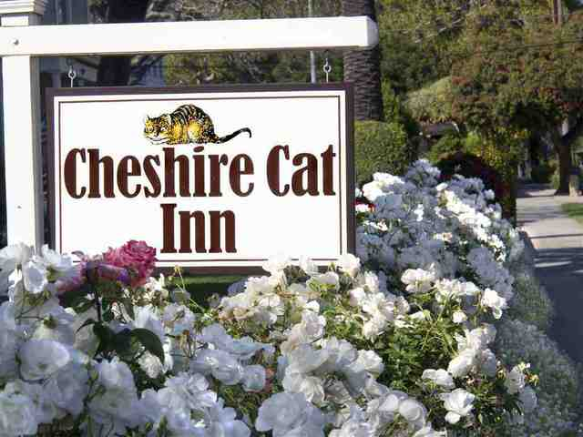 The Cheshire Cat Inn, a California bed and breakfast with an Alice in Wonderland theme, offers Santa Barbara lodging with gracious English hospitality and a touch of whimsy.