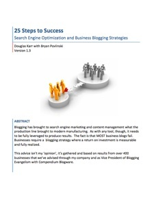 DK New Media Publishes New E-Book on Search Engine Optimization and Business Blogging