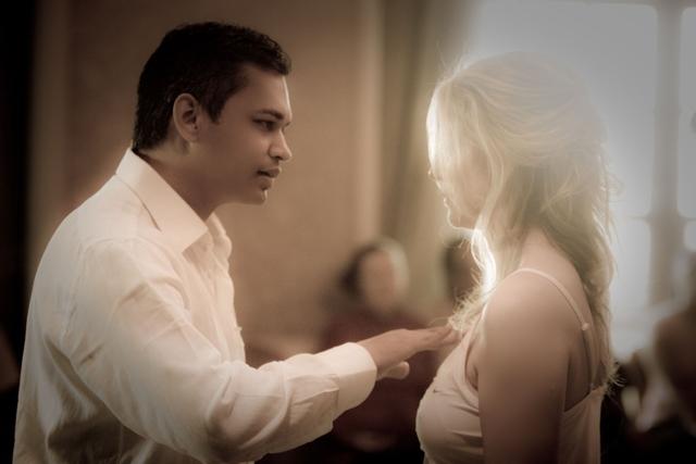 Panache Desai Healing Session