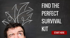 Find the perfect survival kit at Smart Survival Kits!