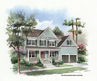 Greenwood Communities adds Harbor Homes to Builder Team at The Ponds