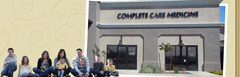 The Gilbert doctors of Complete Care Medicine devote time and attention to each patient with their full range of services available.