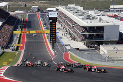 Circuit of the Americas Formula One