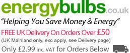 Energy Bulbs Logo