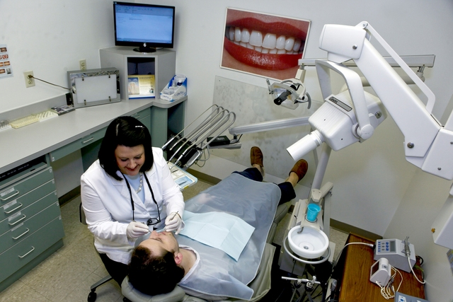 Dr. Barbara Ollech offers TMD treatment solutions at her Rockland dental office<br />