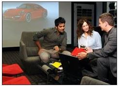 The Auto Gallery Porsche