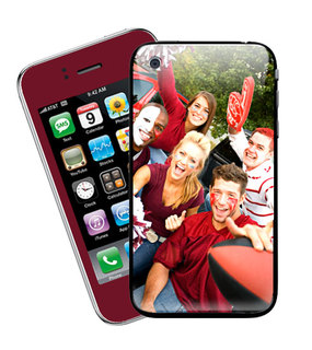 Cell Phone Skins 'Score' With Tailgaters This Football Season